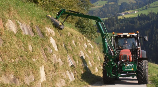 Mulchen in Tirol